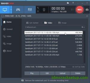 Bandicam 5.1.0.1822 Crack Full Free Keygen 2021 (Latest Version)