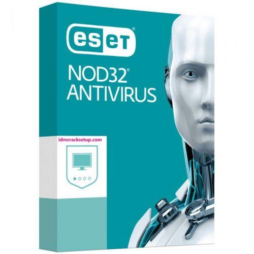 ESET NOD32 Antivirus 14.1.20.0 Crack + License Key Download [2021]