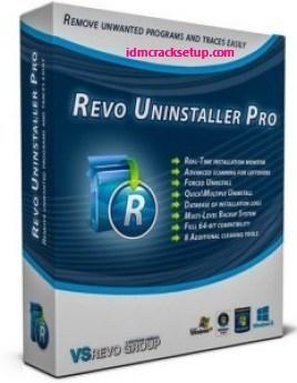 Revo Uninstaller Pro 4.4.2 Crack Full License Key 2021 [32/64 Bit]