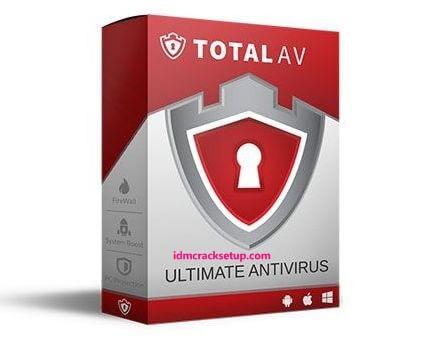 Total AV Antivirus 2020 Crack + Serial Key Full Free Download [Updated]
