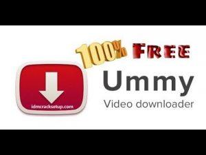 Ummy Video Downloader 1.10.10.3 Crack + License Key Full [2020]