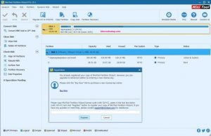 MiniTool Partition Wizard Pro 12.3 Crack & Serial Key 2021 Full Version