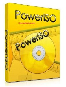 PowerISO 7.9 Crack with Registration Key 2021 Full Version (Patch)