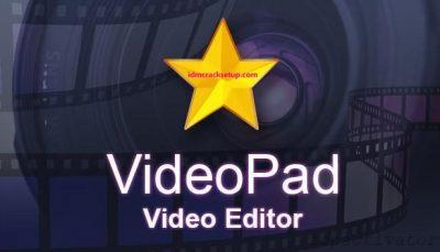 VideoPad Video Editor 10.36 Crack (Keygen) + Registration Code [2021]
