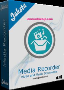 Jaksta Media Recorder 7.0.24.0 Crack Free Activation Key [2021]