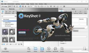 KeyShot 9.3.14 Crack With Keygen Free Download 2020 [Win/Mac]