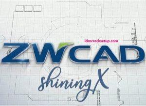 ZWCAD 2021 Crack Version & Activation Key Download ( 32 / 64 Bit)