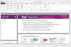 Foxit PhantomPDF Business 10.1.0.37527 Crack & Activation key 2021