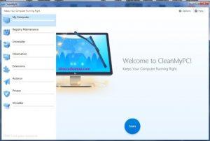 CleanMyPC 1.10.7.2050 Crack + Activation Code 2020 Free Download